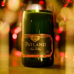 Patland Wine Candle